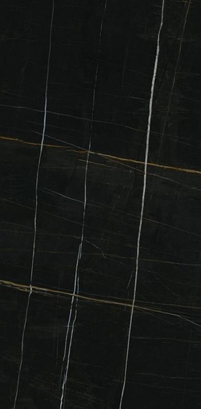 Керамогранит Kerama Marazzi Греппи черный обрезной лаппатированный SG567102R 60х119,5 см керамогранит kerama marazzi грасси коричневый лаппатированный 30х30 см