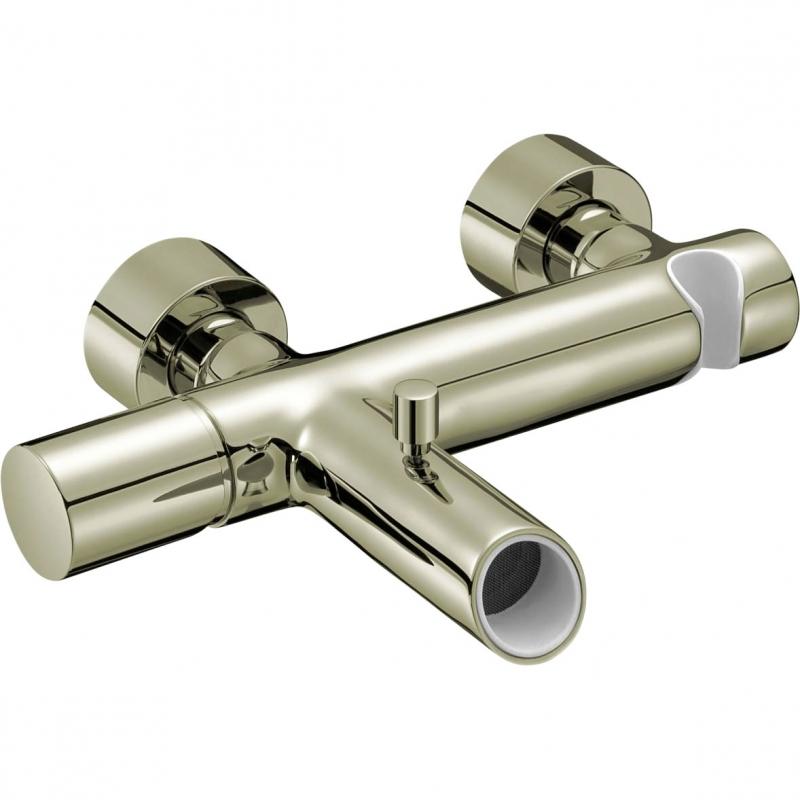 Смеситель для ванны Jacob Delafon Toobi E8963-BN Полированный никель