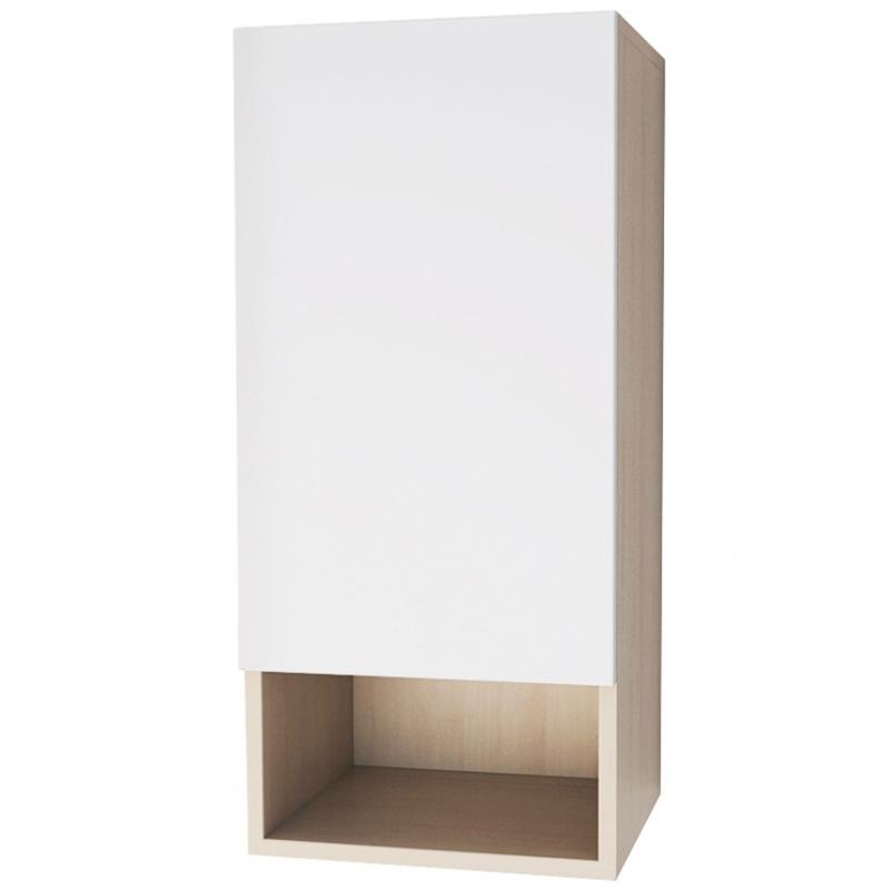 Подвесной шкаф Dreja Perfecto 35 99.0805 подвесной Дуб галиано Белый глянец