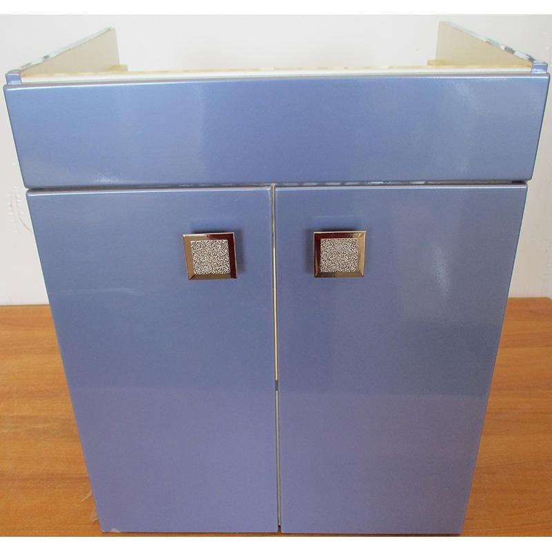 Тумба под раковину Harizma Ceramics 60 Classic Синяя
