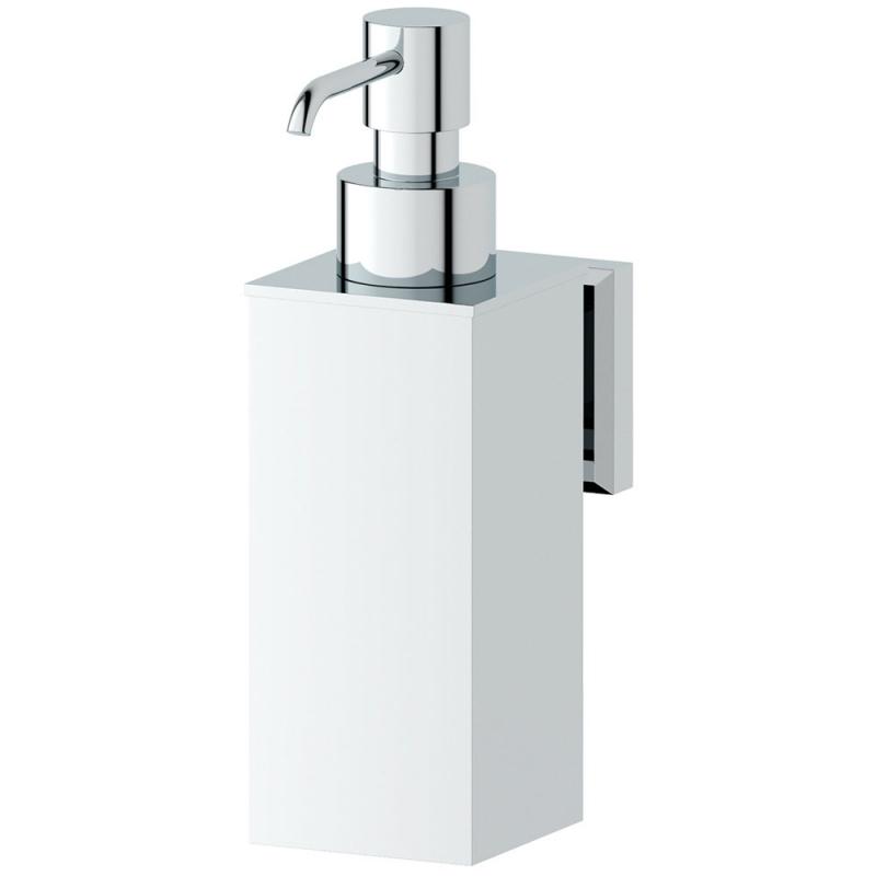 Фото - Дозатор для жидкого мыла Artwelle Hagel 9932 Хром дозатор для жидкого мыла siesta настенный хром сатин