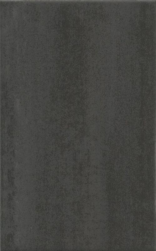 Керамическая плитка Kerama Marazzi Ломбардиа антрацит 6400 настенная 25х40 см