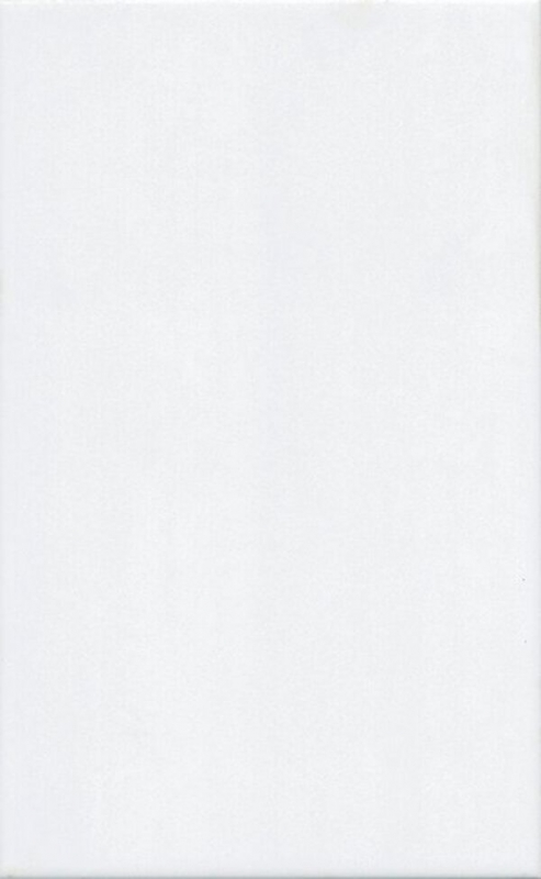 Керамическая плитка Kerama Marazzi Ломбардиа белый 6397 настенная 25х40 см