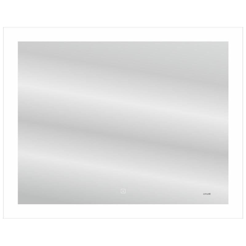 Зеркало Cersanit Led 030 Design 100 LU-LED030*100-d-Os с подсветкой с диммером и подогревом