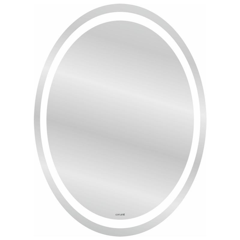 Зеркало Cersanit Led 040 Design 57 LU-LED040*57-d-Os с подсветкой с подогревом