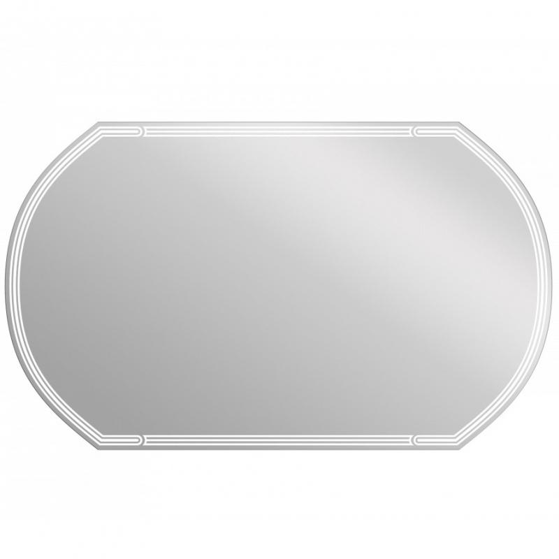 Зеркало Cersanit Led 090 Design 100 LU-LED090*100-d-Os с подсветкой с подогревом