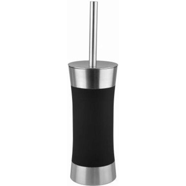 Ершик для унитаза WasserKRAFT Wern K-7527 Хром Черный