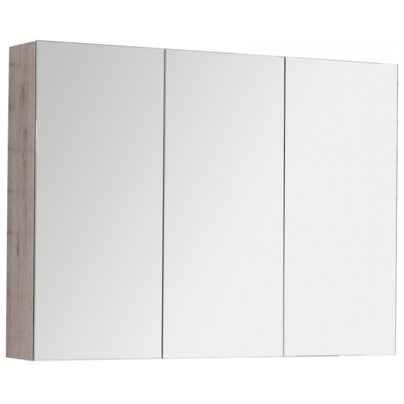 Зеркальный шкаф Dreja Premium 100 77.9004D Дуб кантри