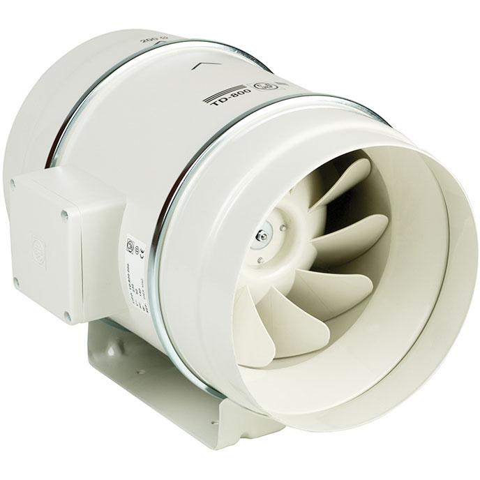 Вытяжной вентилятор Soler&Palau TD-MixVent TD-800/200 T 3V 133 Вт