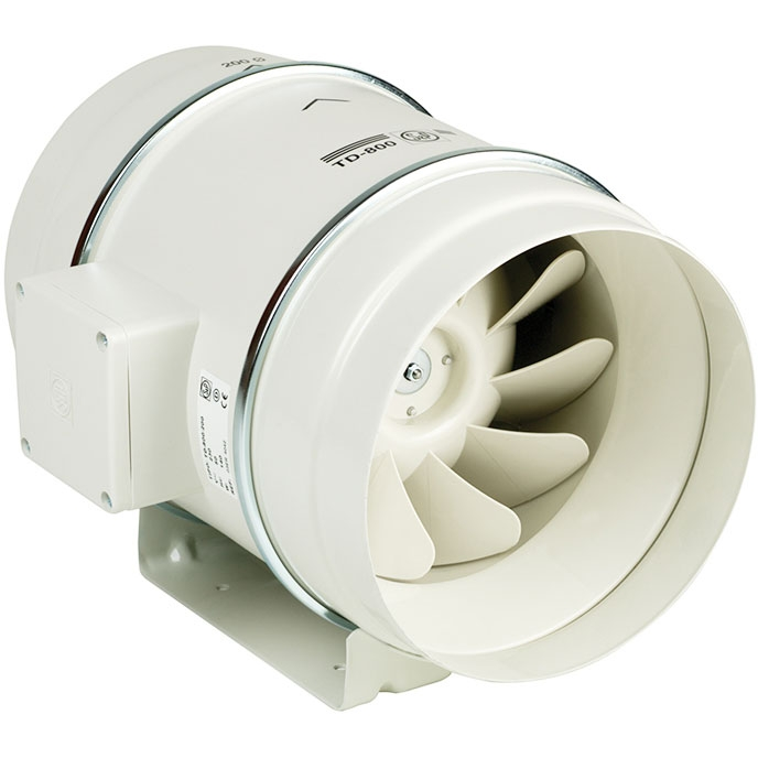 Вытяжной вентилятор Soler&Palau TD-MixVent TD-800/200N 3V 103 Вт