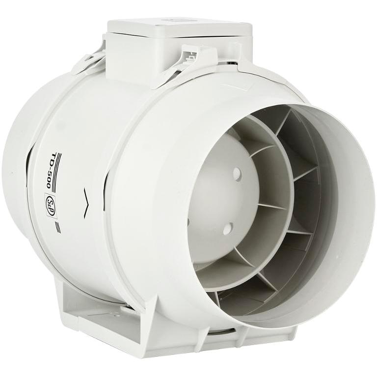 Вытяжной вентилятор Soler&Palau TD-MixVent TD-500/150 T 50 Вт