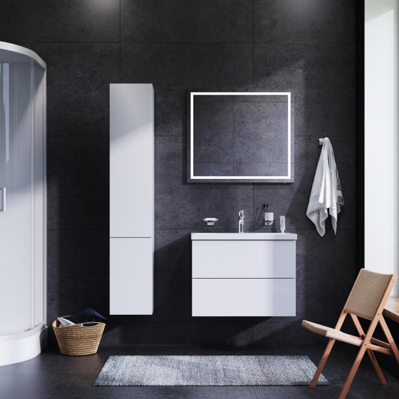 Комплект мебели для ванной AM.PM Gem 75 BK90GA
