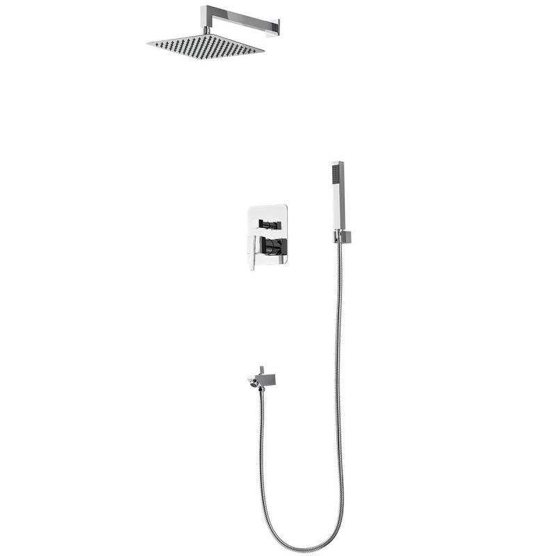 Душевая система RGW Shower Panels SP-54 21140854-01 Хром