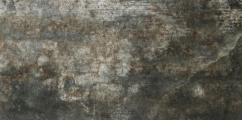 Керамогранит Apavisa Alchemy 7.0 Black hammered 8431940324772 29,75x59,55 см