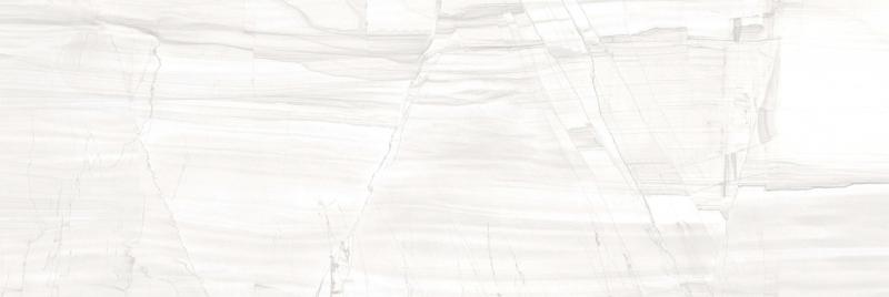 Керамическая плитка Ceramika Konskie Brennero White настенная 25х75 см