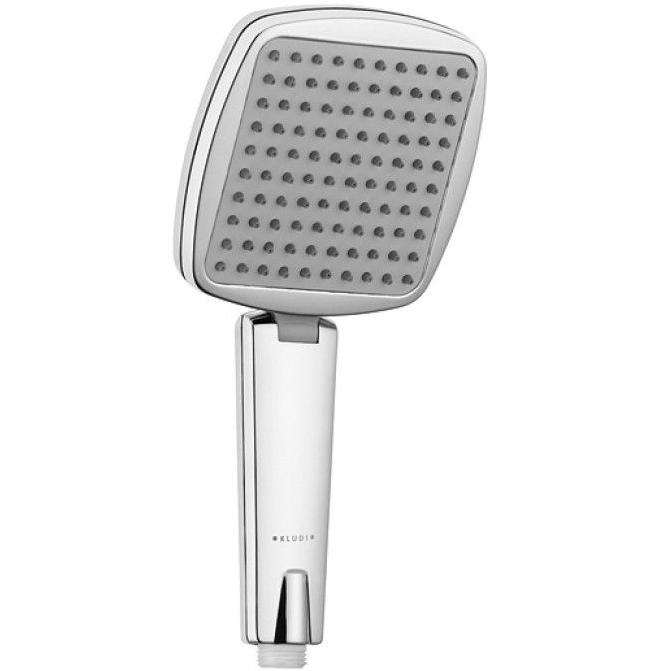 Купить Ручной душ, Q-Beo 5010005-00 Хром, Kludi, Германия