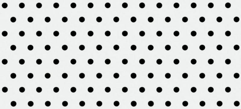 Керамический декор Cersanit Evolution Вставка точки черно-белый EV2G441 20х44 см керамический декор cersanit atria вставка бежевая an2g011 20х44 см