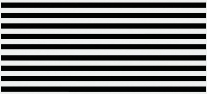 Керамический декор Cersanit Evolution Вставка линии черно-белый EV2G443 20х44 см керамический декор cersanit atria вставка бежевая an2g011 20х44 см
