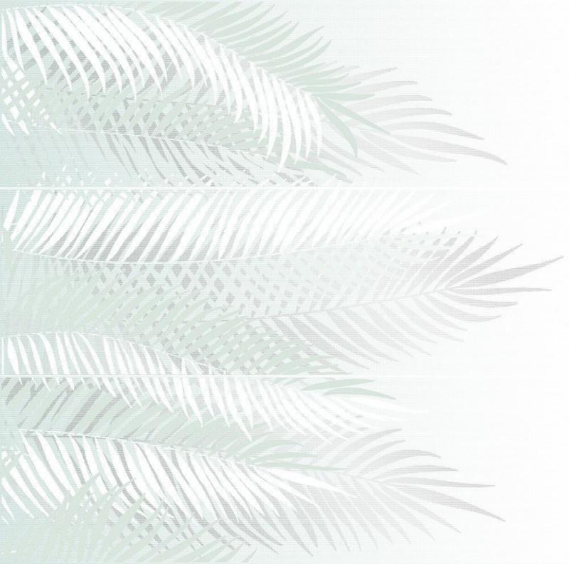 карманы и панно Керамическое панно Cersanit Gradient Панно Листья зеленый GR2T021DT 59,4х59,8 см