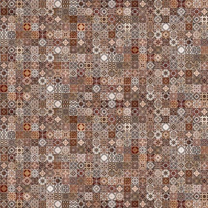Керамогранит Cersanit Hammam коричневый HA4R112D 42х42 см керамогранит cersanit ivory коричневый iv4r112d c iv4r112d 42х42 см