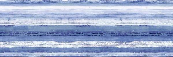 Керамический декор Cersanit Santorini голубой TR2U041DT 25х75 см