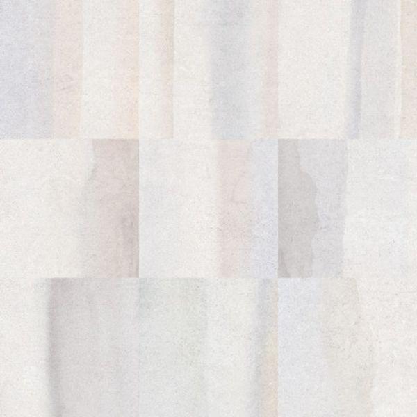 Керамический декор Vitra Newcon Акварель Холодная Гамма Рект K947850R00 60х60 см