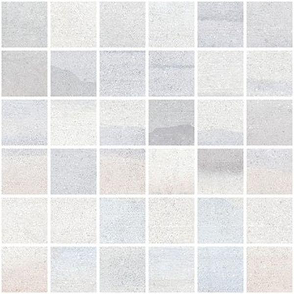 Керамическая мозаика Vitra Newcon Акварель Холодная Гамма K9482248R0 30х30 см