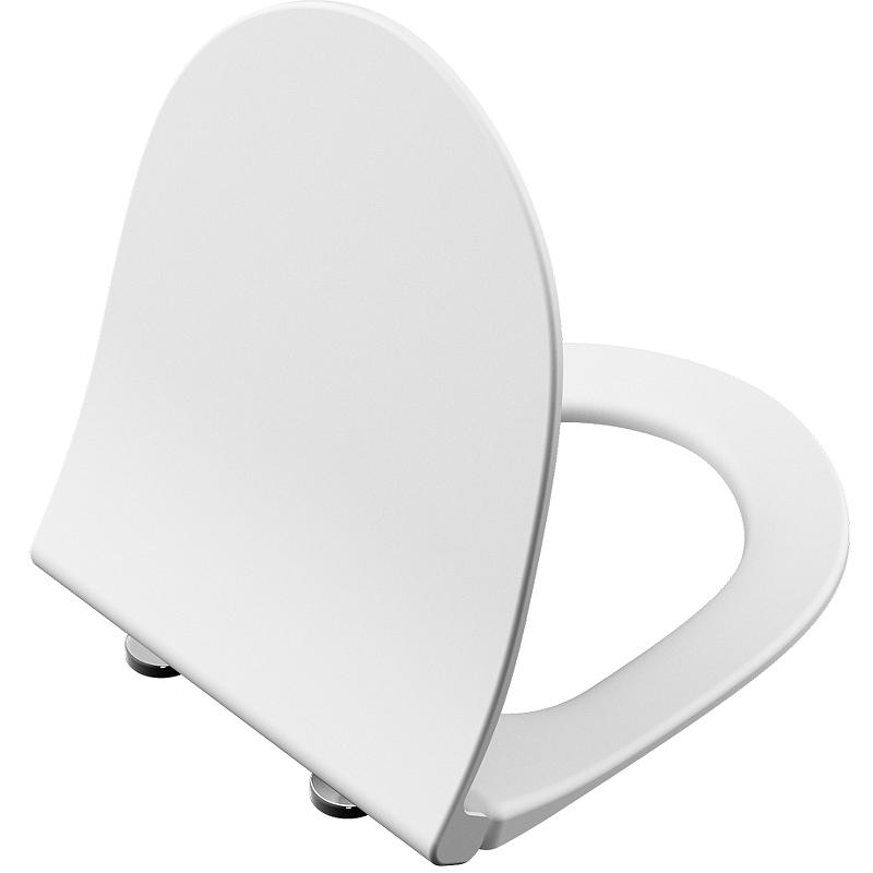 Сиденье для унитаза Vitra Sento 130-003-009 с микролифтом сиденье для унитаза vitra sento с микролифтом 86 003 009