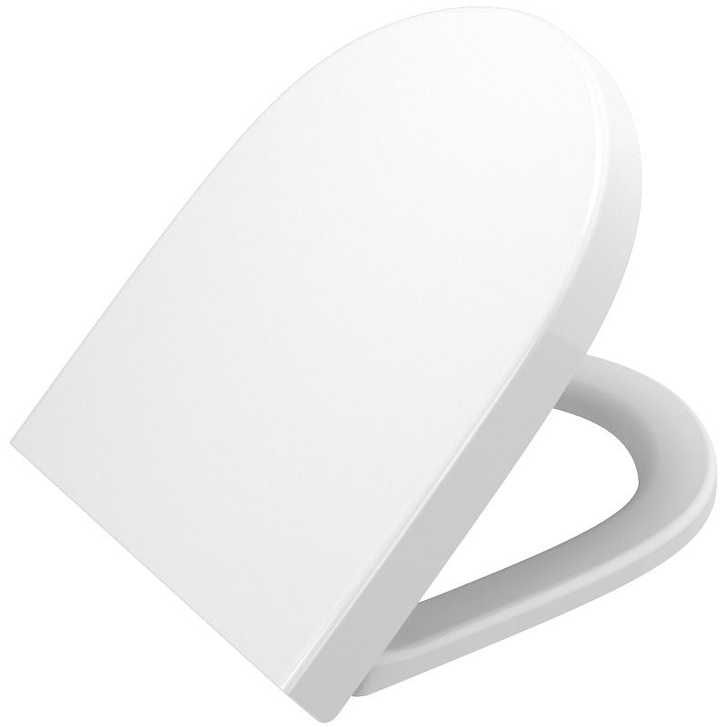 Сиденье для унитаза Vitra Sento 86-003-009 с микролифтом сиденье для унитаза vitra sento с микролифтом 86 003 009