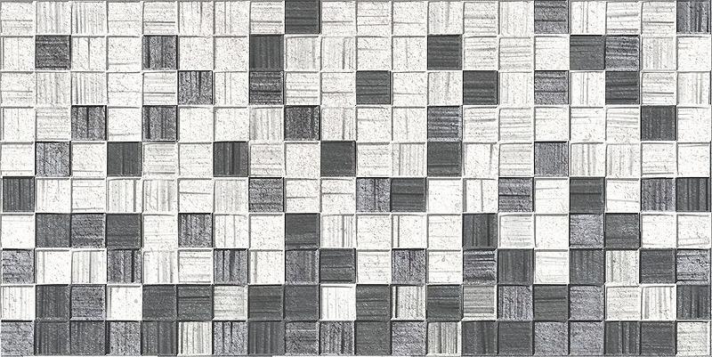 Фото - Керамическая плитка Axima Мегаполис Мозаика серая настенная 25х50 см плитка настенная magia 50 23см светло серая 235061071