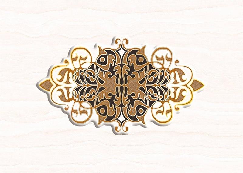 Керамический декор Axima Монте-Карло D 25х35 см