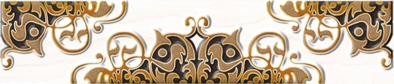 Керамический бордюр Axima Монте-Карло G 7,5х35 см