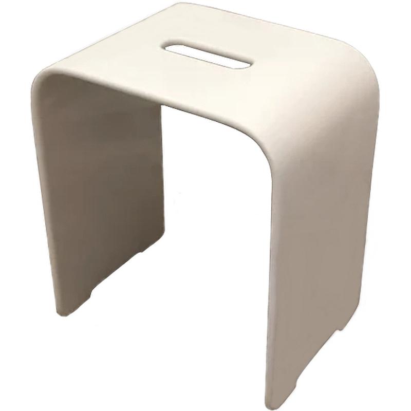 Стульчик для ванны Altasan Камо SDPKAMO3540white Белый