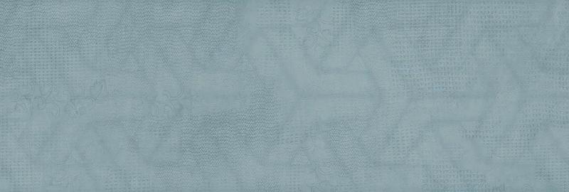 Керамическая плитка Rocersa Groovy Rel Blue Dec настенная 20х60 см