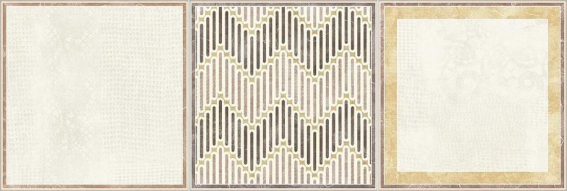 Керамическая плитка Rocersa Groovy Dec Warm настенная 20х60 см