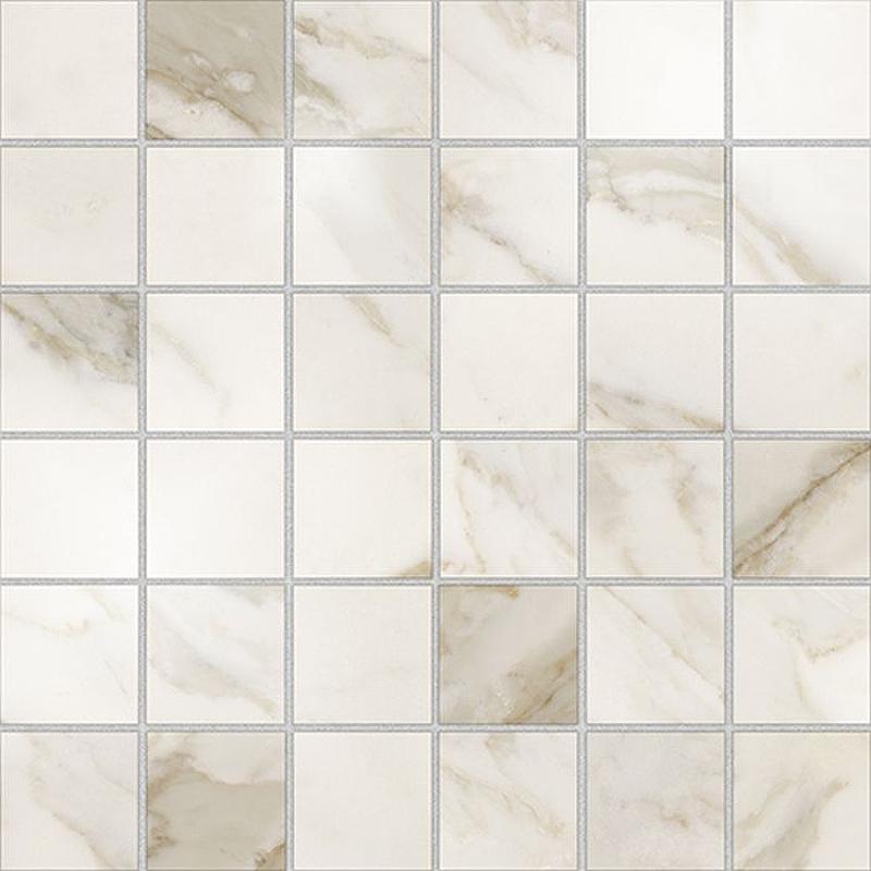 Керамическая мозаика Azteca Calacatta Lux Gold 29,8х29,8 см