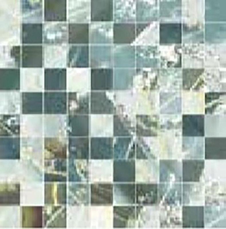 Керамическая мозаика Ceramiche Brennero Jewel Nebulosa mix emerald 30х30 см