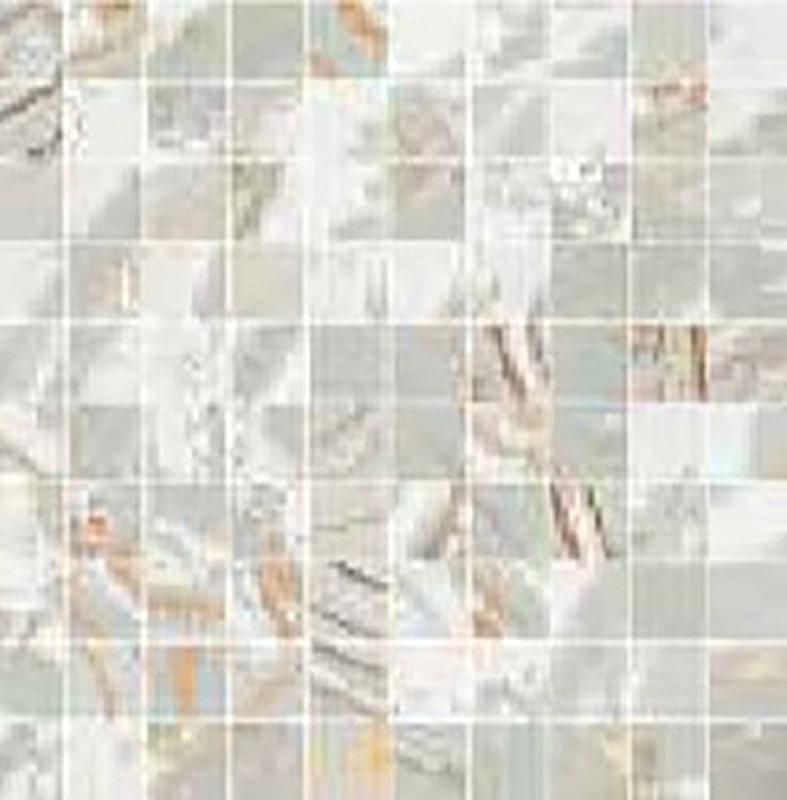 Керамическая мозаика Ceramiche Brennero Jewel Nebulosa mix grey 30х30 см