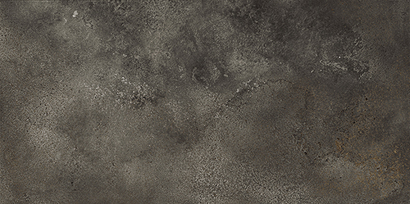Керамогранит Ceramiche Brennero Pav. Explora Metal Black Lapp Rett 60х120 см