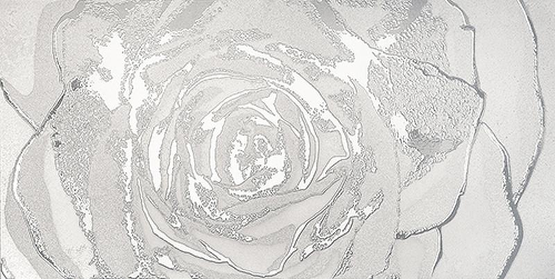 Керамический декор Ceramiche Brennero Explora Omnia white silver 60х120 см