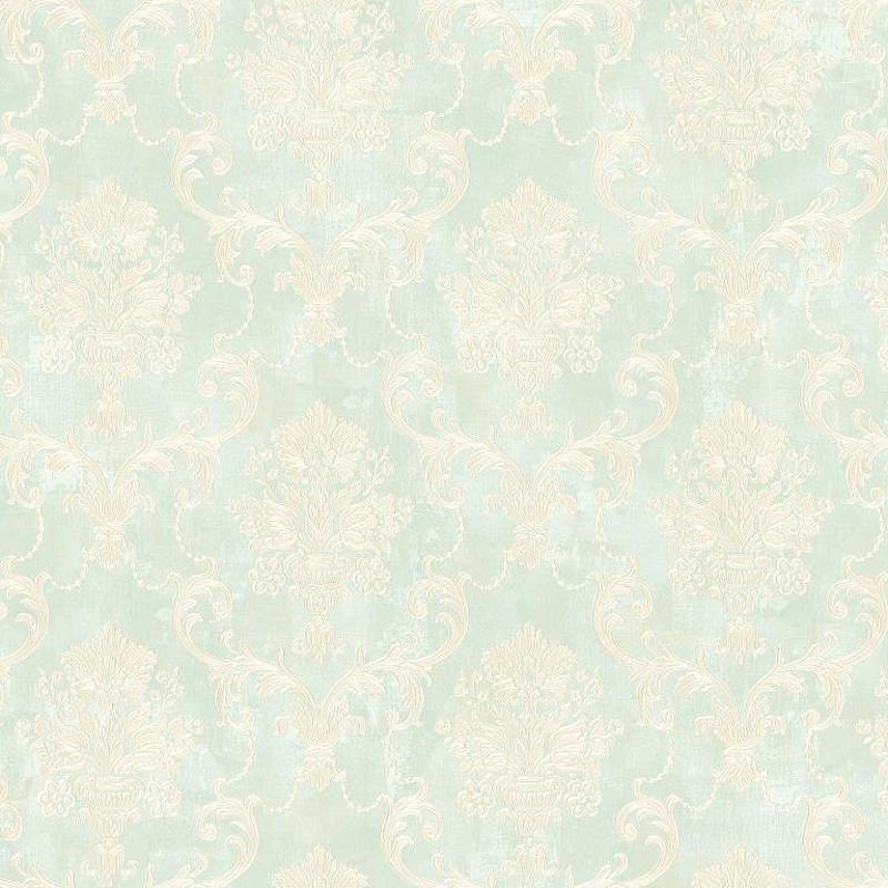 Обои Bernardo Bartalucci Azzurra 5001-1 Флизелин (1,06*10,05) Зеленый, Дамаск сумка zooler hx 5001 2015