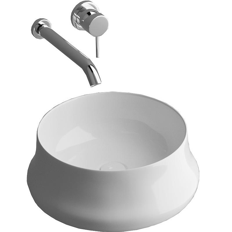Раковина-чаша Grossman 40 GR-3023 Белая недорого