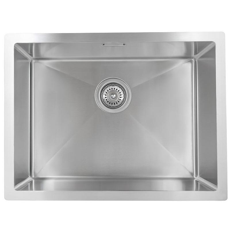 Кухонная мойка Kaiser KSM-5844 Silver, код