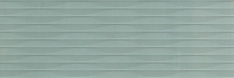 Керамическая плитка Cifre Rev. Titan aqua relieve настенная 30х90 см