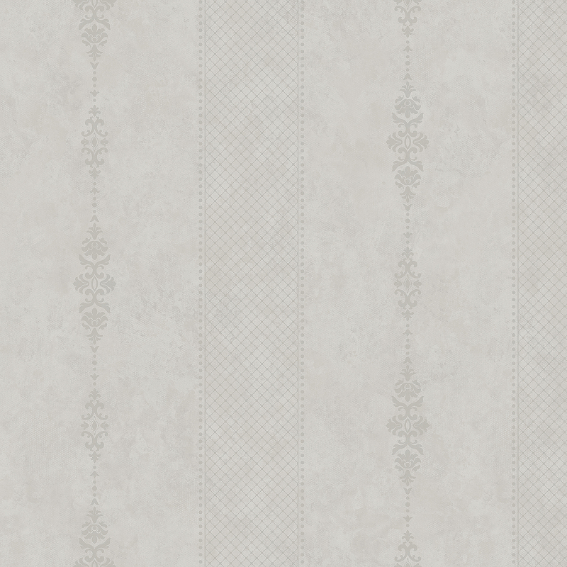 Обои Bernardo Bartalucci Ragazza 5038-3 Флизелин (1,06*10,05) Серый, Полоса