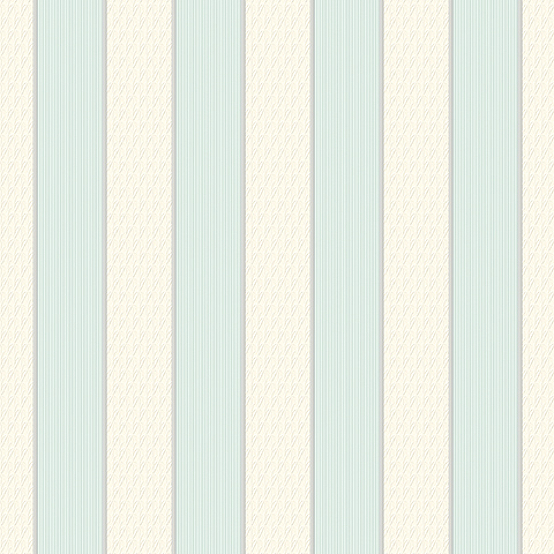 Обои Andrea Rossi Arlequin 54299-2 Винил на флизелине (1,06*10,05) Голубой, Полоса