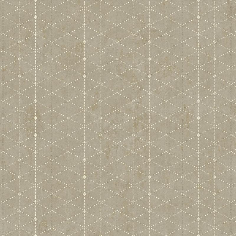 Фото - Обои Bernardo Bartalucci Cesara 5013-4 Флизелин (1,06*10,05) Бежевый, Ромб обои bernardo bartalucci cesara 5013 3 флизелин 1 06 10 05 бежевый ромб