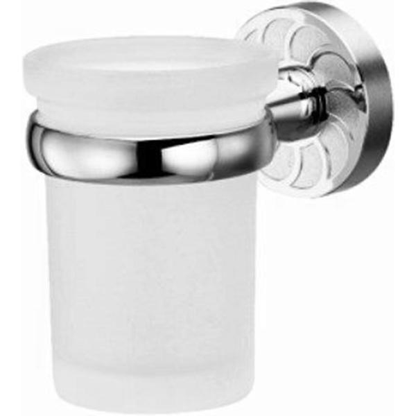 Стакан для зубных щеток WasserKRAFT Isen K-4028 Хром