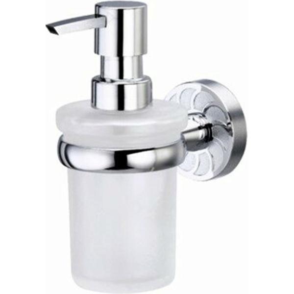 Фото - Дозатор для жидкого мыла WasserKRAFT Isen K-4099 Хром дозатор для жидкого мыла siesta настенный хром сатин