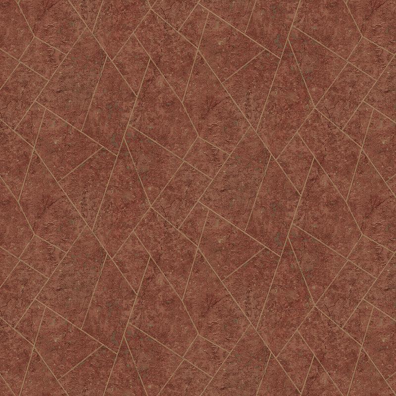 Обои Andrea Grifoni Palazzo Peterhof 7003-4 Флизелин (1,06*10,05) Коричневый, Штукатурка